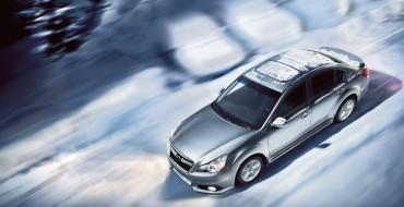 2014 Subaru Legacy Overview