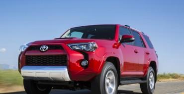 2016 Toyota 4Runner Overview