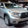 2014 Highlander Recall Issued to Repair Third Row Seat Belt Anchorage