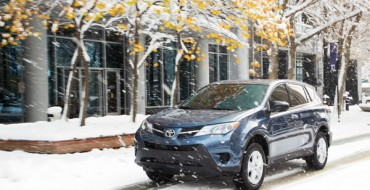 Toyota Division's February Sales Dip But Retain No. 1 Brand Standing