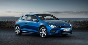New Volkswagen Scirocco Unveiled in Geneva