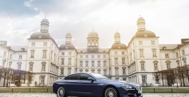 2015 BMW ALPINA B6 xDrive Gran Coupe Announced