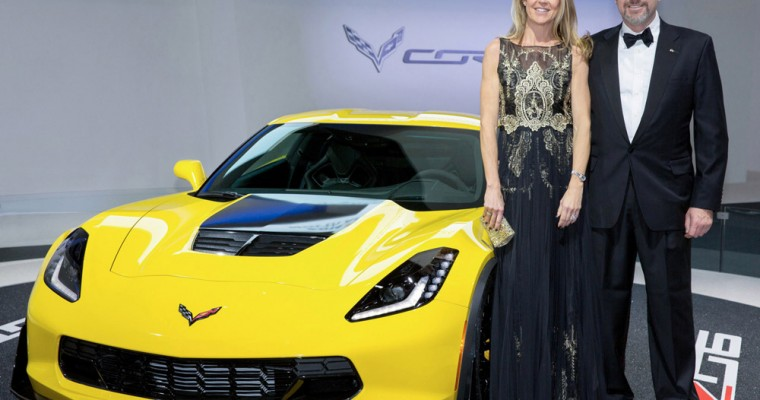 2015 Chevrolet Corvette Z06 Helps Fight Cancer