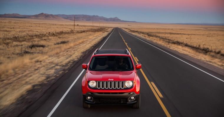 Chrysler Group's 2015 Portfolio Officially Announced