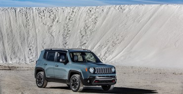 Chrysler Announces Mopar Parts for the 2015 Jeep Renegade