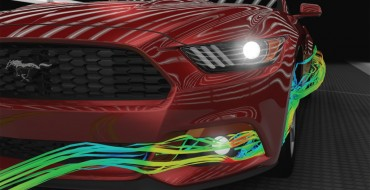 Innovative 2015 Mustang Aerodynamics Allow for Improved Performance