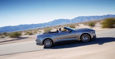2015 Mustang Convertible Gets Topless Faster, Is Product of Spring Break