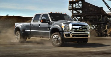 2015 Ford Super Duty Overview
