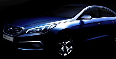 Hyundai Previews 2015 Sonata Redesign Ahead of New York Auto Show