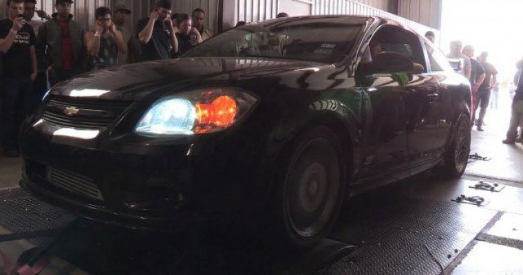 There is a 570hp Chevy Cobalt SS, Of Course. Why Wouldn't There Be?