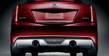 Cadillac Unveils ATS Crimson Sport Edition