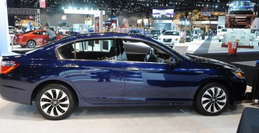 Honda Accord is the Most-Produced Car in America in 2013
