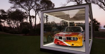 Alexander Calder BMW Art Car Turns 3.0C SLs into Art