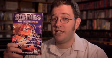 "The Angry Video Game Nerd Reviews Big Rigs, ""The Worst Game Ever Made"""