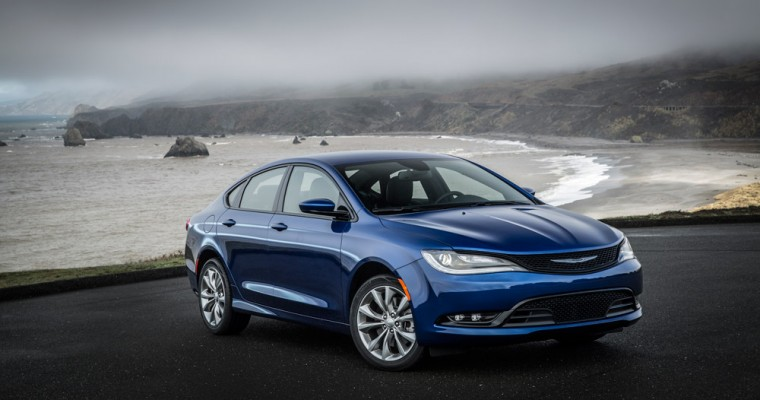 Chrysler Group Dominates Consumer Digest Best Buys List