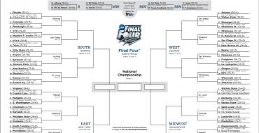 Buick Sponsors Official 2014 NCAA Tournament Bracket