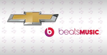 Chevrolet and Beats Music Partner to Rock Your Ride