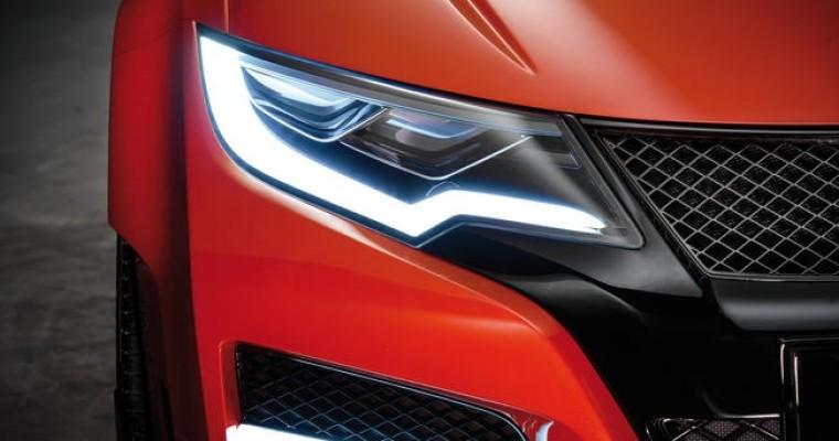 Honda Civic Type R Concept Bows at Geneva