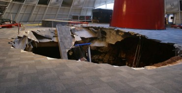 National Corvette Museum Sinkhole May Remain