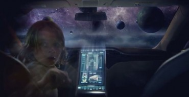 Fan-Made Tesla Model S Commercial Reinvents 'Out of the Box'
