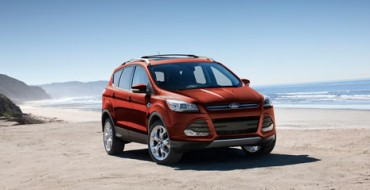 Ford Recalls Escape, C-Max for Safety Issues