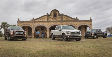 Texas State Photographer Captures Ford and King Ranch Partnership