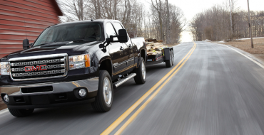 Big Three to Adopt Standard for Towing Capacity