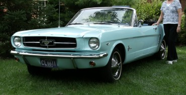 Mustang of the Day: Gail Wise's 1965 Ford Mustang Convertible