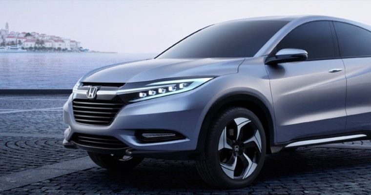 Trademark for the HR-V May Mean America Gets a Honda Vezel Soon