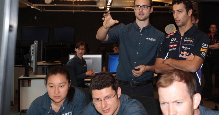Application Process Open for Infiniti Performance Engineering Academy