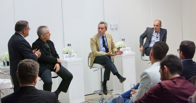 Lincoln and AIA Compare Cars and Buildings in MCAD Panel