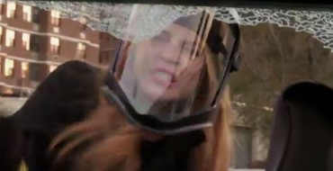 Lindsay Lohan and Billy Eichner Destroy a Car, Mourn Ending of HIMYM