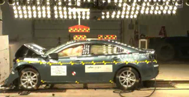 NHTSA Awards Five-Star Safety Rating for the 2014 Mazda6