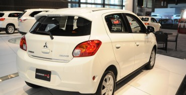 2014 Mitsubishi Mirage Tops Cars.com's Top 10 New Cars for Penny Pinchers