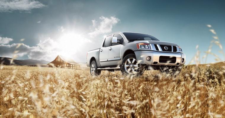 2016 Nissan Titan to Be Unveiled at NAIAS 2015