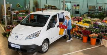 Nissan e-NV200 Debuts in Geneva