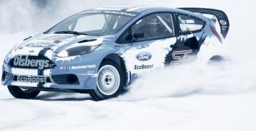 OMSE Prepares for 2014 Rallycross Action in Sweden