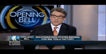 """Rick Perry Calls Tesla Ban """"Antiquated,"""" Probably Doesn't Get Irony"""