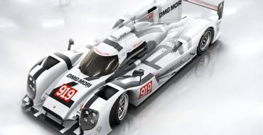 Porsche 919 Hybrid Honors Porsche's Past, Paves Path to Its Future
