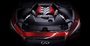 Infiniti Reveals Eau Rouge Engine, a 560-Horsepower Monster