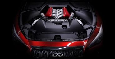 Infiniti Reveals Eau Rouge Engine, a 560-Horsepower Monster