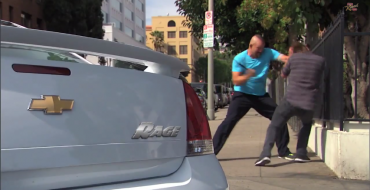 Kimmel Introduces Us to the Chevy Rage, the Car That Gets Mad For You