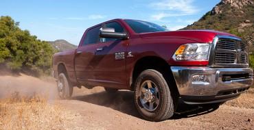 Chrysler Group 2013 National Sweepstakes Winner Chooses Ram