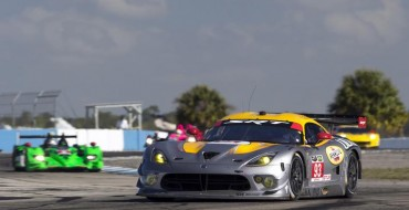 SRT Motorsports No. 93 SRT Viper GTS-R Tests Well Before Sebring