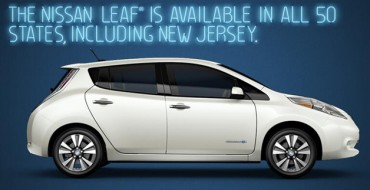 Nissan LEAF Twitter Account Takes Shot at Tesla's New Jersey Woes