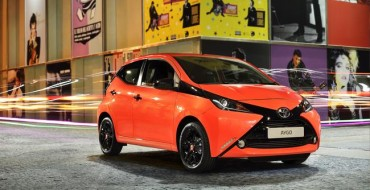 Toyota Aygo Tells Drivers to Go Fun Themselves at Geneva