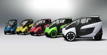 Toyota Tests iROAD Prototype in California