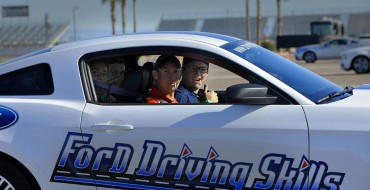Ford Driving Skills For Life Program Adds New Elements for 2014