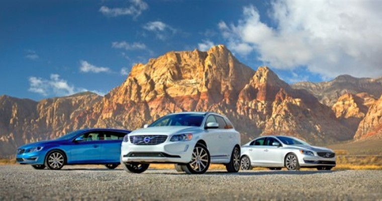 Volvo Introduces Inscription Package for 2015 Lineup