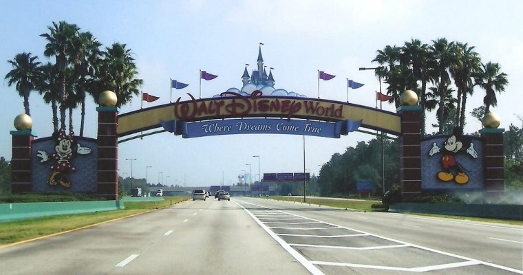 Best Road Trip Destinations: Disney World